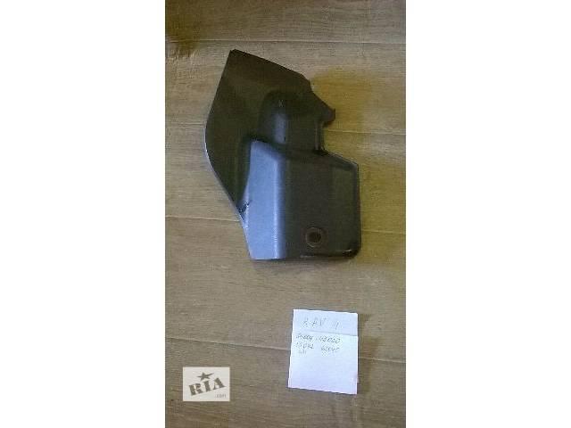 продам Б/у декоративная накладка торпеды для кроссовера Toyota Rav 4 2002г бу в Николаеве