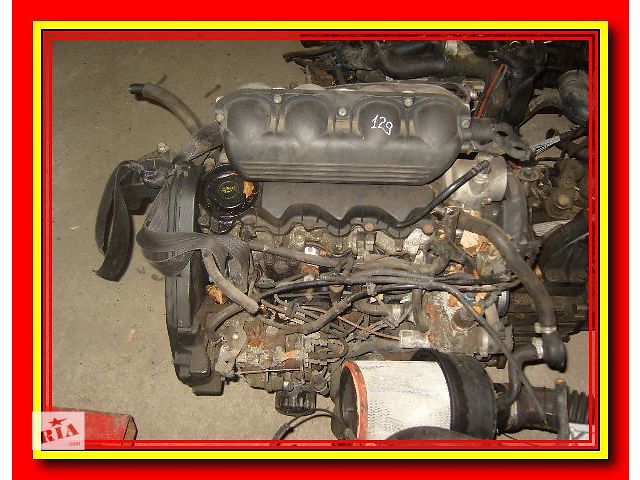 продам Б/у Двигатель Peugeot Boxer 2.2 hdi 2002-2006 бу в Стрые