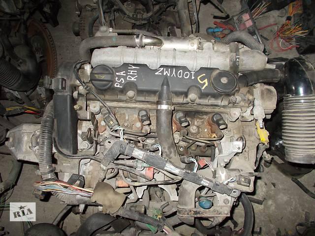 бу Б/у Двигатель Citroen Jumper 2,0HDI № PSA RHY в Стрые