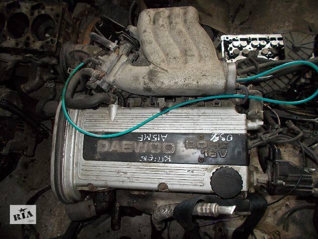 продам Б/у Двигатель Daewoo Lanos 1,5 бензин 16V A15MF бу в Стрые