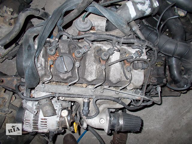 купить бу Б/у Двигатель Kia Magentis 2.0 crdi № D4EA в Стрые