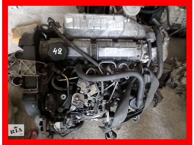 Б/у Двигатель Mitsubishi Carisma 1.9 TD № D19T- объявление о продаже  в Стрые