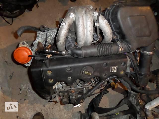 продам Б/у Двигатель Peugeot 106 1.5 D бу в Стрые