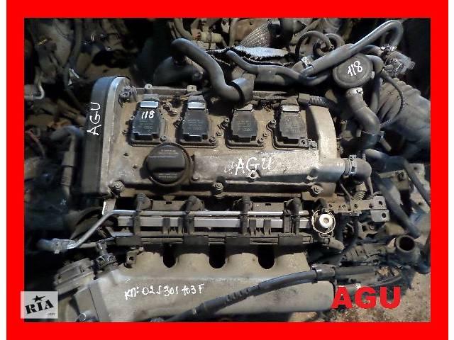Б/у Двигатель Seat Leon 1,8t бензин № AGU, AUM- объявление о продаже  в Стрые
