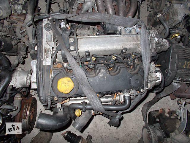 купить бу Б/у Двигатель Saab 9-3 1.9 tid № Z19DT в Стрые