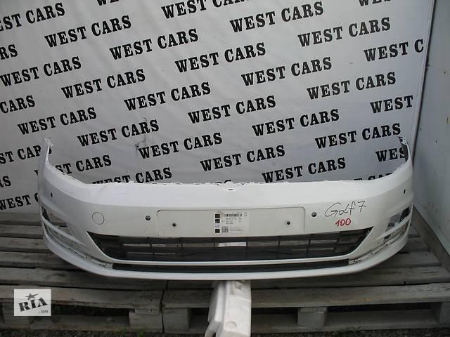 купить бу б/у Детали кузова Бампер передний Легковой Volkswagen Golf VII в Луцке