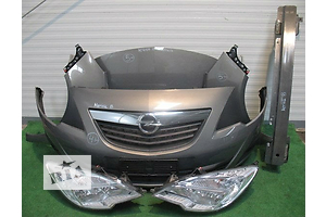 б/у Бамперы передние Opel Meriva
