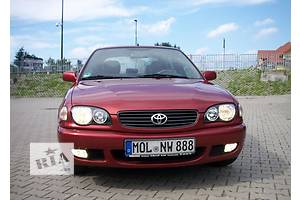 б/у Панели передние Toyota Corolla