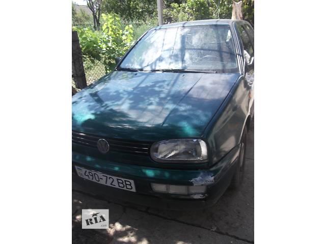 Volkswagen Golf III- объявление о продаже  в Арцизе