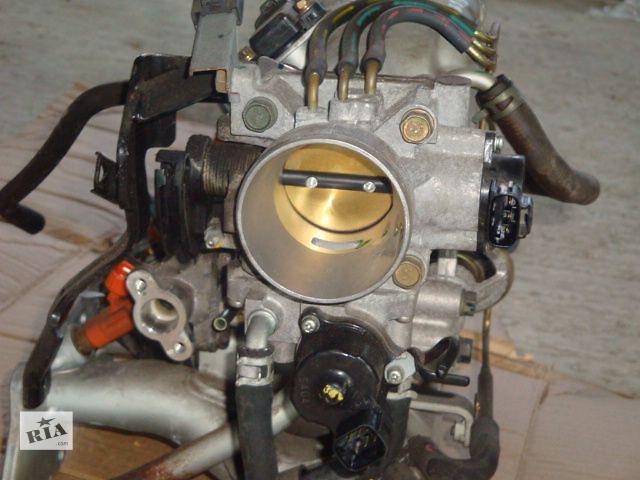 бу Б/у дросельная заслонка 1.6 бенз  Mitsubishi Lancer 2006 в Львове