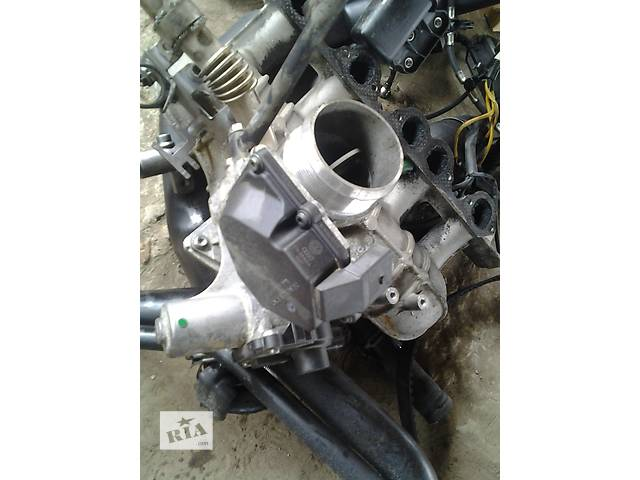 Б/у Дросельная заслонка, клапан EGR ЕГР Volkswagen Crafter Фольксваген Крафтер 2.5 TDI 2006-2010- объявление о продаже  в Рожище
