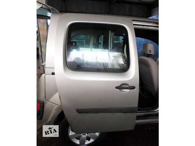 Б/у Дверь боковая сдвижная Легковой Renault Kangoo 1,5 dci пасс. 2010- объявление о продаже  в Луцке