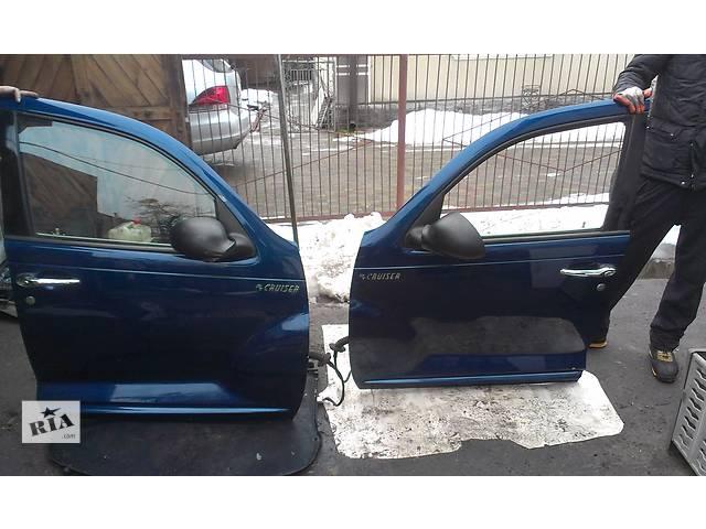 Б/у дверь передняя для легкового авто Chrysler PT Cruiser- объявление о продаже  в Ковеле