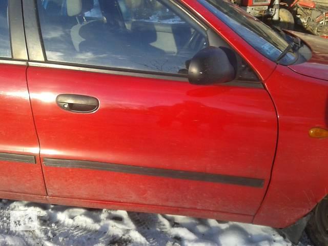 купить бу Б/у дверь передняя для легкового авто Daewoo Lanos в Яворове (Львовской обл.)