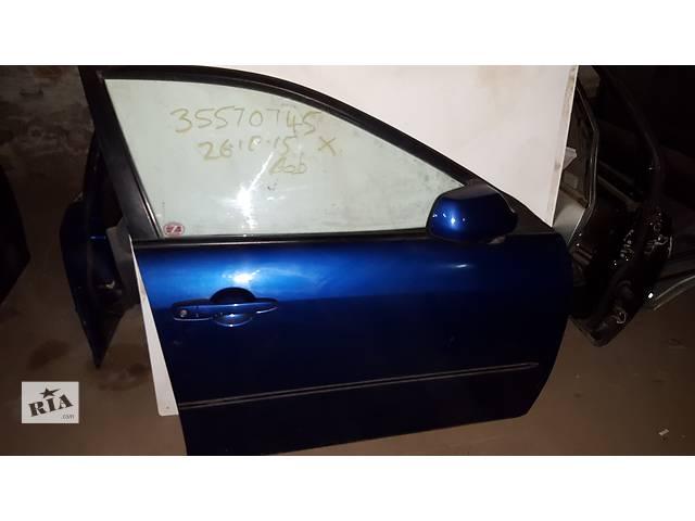 продам Б/у дверь передняя для легкового авто Mazda 6 бу в Ровно