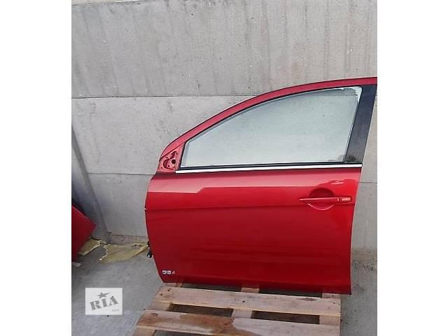 бу Б/у дверь передняя для легкового авто Mitsubishi Lancer X в Ровно