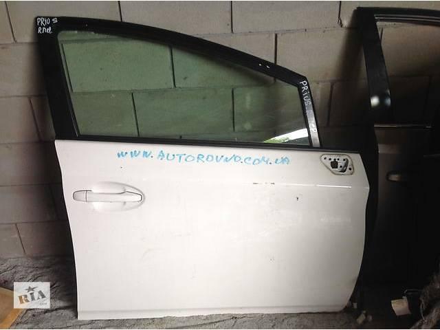 бу Б/у дверь передняя для легкового авто Toyota Prius в Ровно