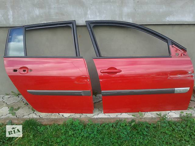 бу Б/у дверь передняя і задняя для универсала Renault Megane II в Богородчанах