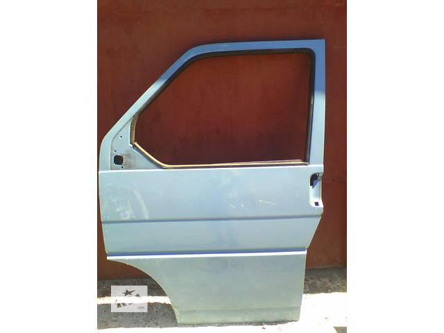 продам Б/у дверь передняя л Volkswagen T4 1993 бу в Броварах