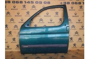 Б/У Дверь передняя левая  CITROEN BERLINGO Peugeot Partner 1996-2003