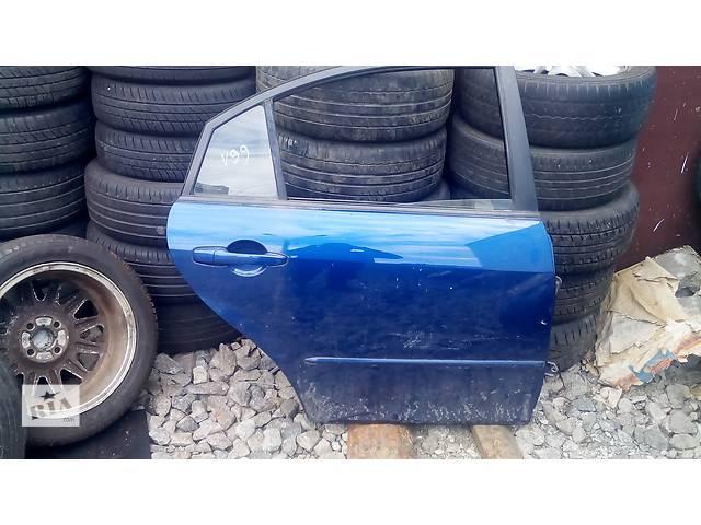 купить бу Б/у дверь задняя для хэтчбека Mazda 6 в Киеве