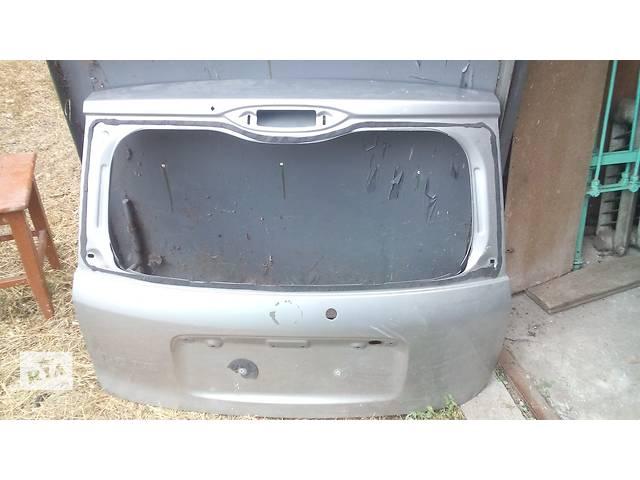 Б/у дверь задняя для хэтчбека Nissan Note (ляда)- объявление о продаже  в Запорожье