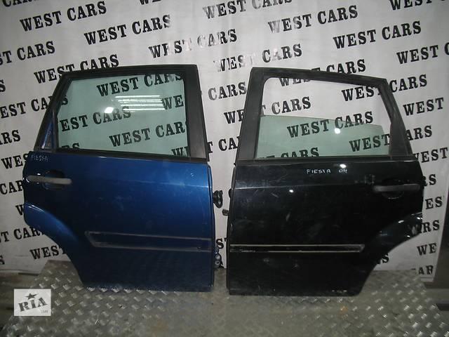 бу Б/у дверь задняя для легкового авто Ford Fiesta 2006 в Луцке