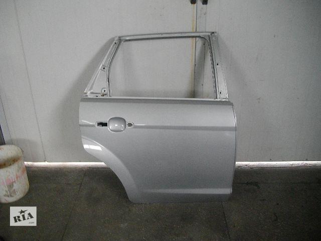 бу Б/у дверь задняя для легкового авто Ford Focus 2009 в Львове