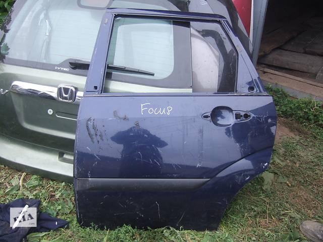 Б/у дверь задняя для легкового авто Ford Focus- объявление о продаже  в Ровно