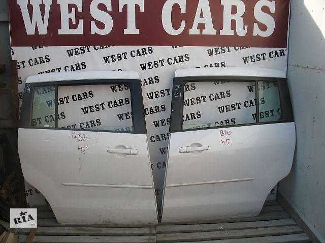 Б/у дверь задняя для легкового авто Mazda 5- объявление о продаже  в Луцке