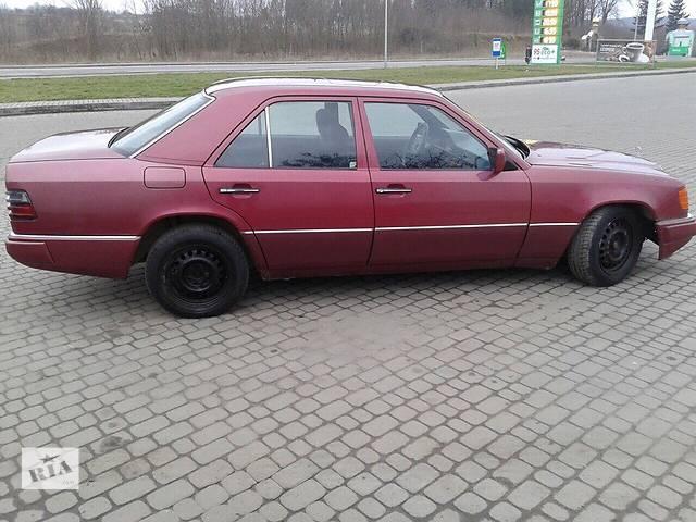 бу Б/у дверь задняя для легкового авто Mercedes 124 в Львове