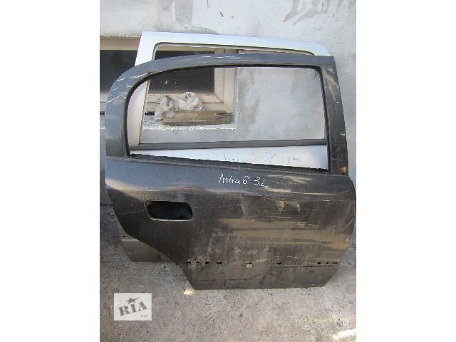 Б/у дверь задняя для легкового авто Opel Astra G- объявление о продаже  в Киеве