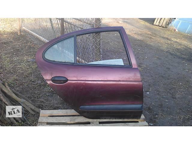 купить бу Б/у дверь задняя для легкового авто Renault Megane в Львове