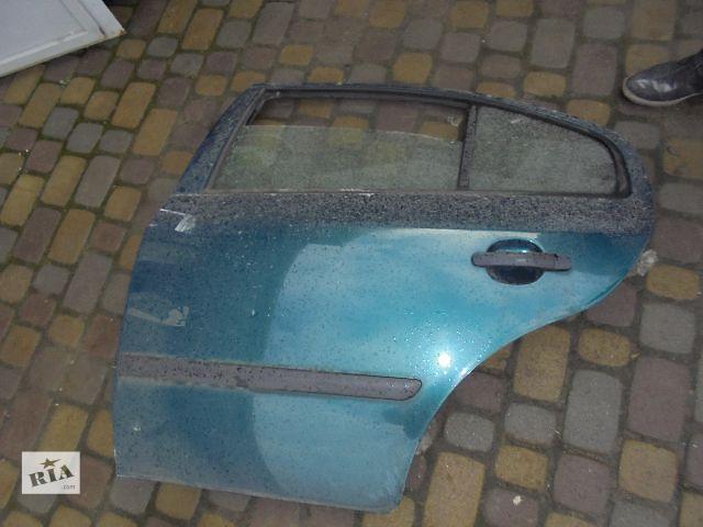 бу Б/у дверь задняя для легкового авто Skoda Octavia Tour 2004 в Львове