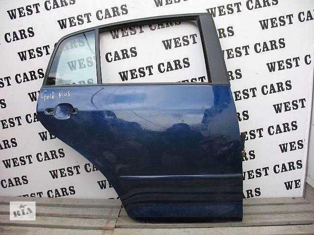 купить бу Б/у дверь задняя для легкового авто Volkswagen Golf Plus в Луцке