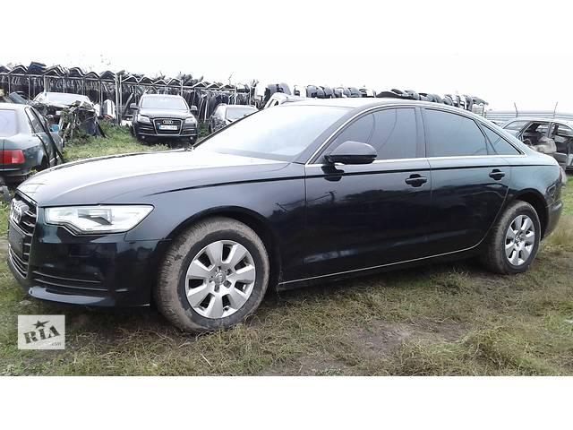 продам Б/у дверь задняя для седана Audi A6С7 бу в Львове