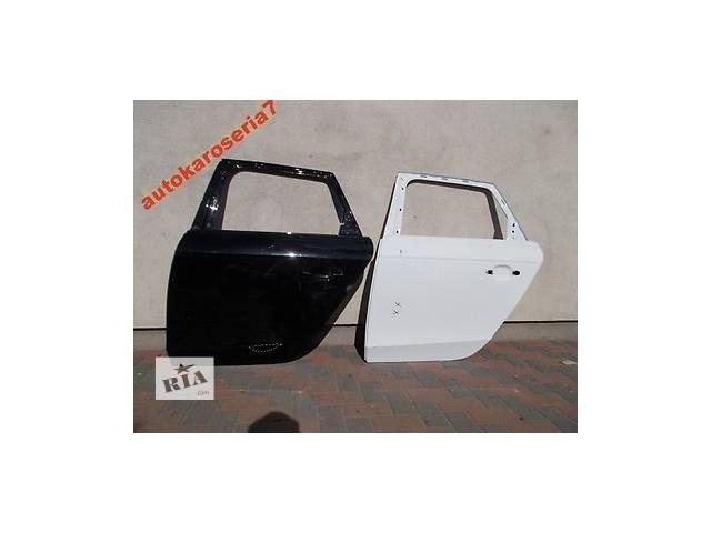 купить бу Б/у дверь задняя для универсала Audi A4 в Бучаче