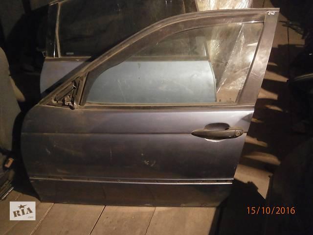 купить бу Б/у двері передні для легкового авто BMW 318 в Львове