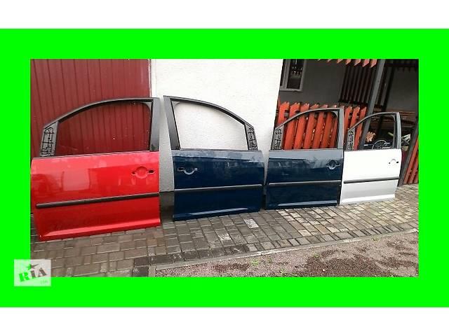 бу Б/у двері передні для легкового авто Volkswagen Caddy в Яворове (Львовской обл.)