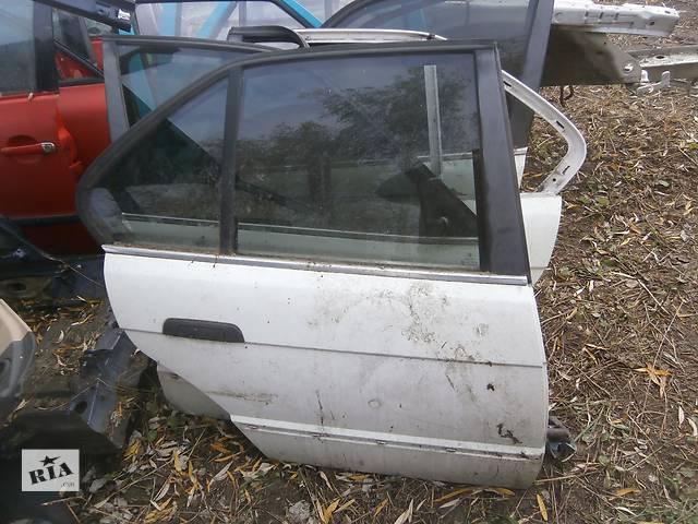 бу Б/у двері передні для седана BMW 525 в Львове
