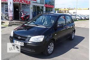 б/у Амортизаторы задние/передние Hyundai Getz