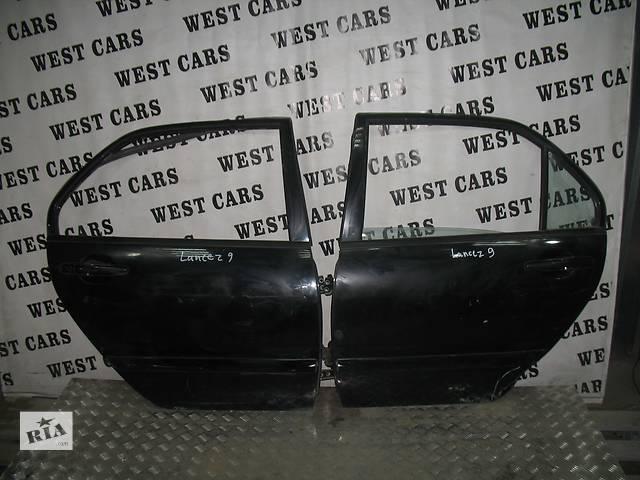 б/у Двери/багажник и компоненты Дверь задняя Легковой Mitsubishi Lancer 2005- объявление о продаже  в Луцке