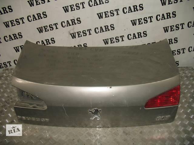 купить бу б/у Двери/багажник и компоненты Крышка багажника Легковой Peugeot 607 в Луцке