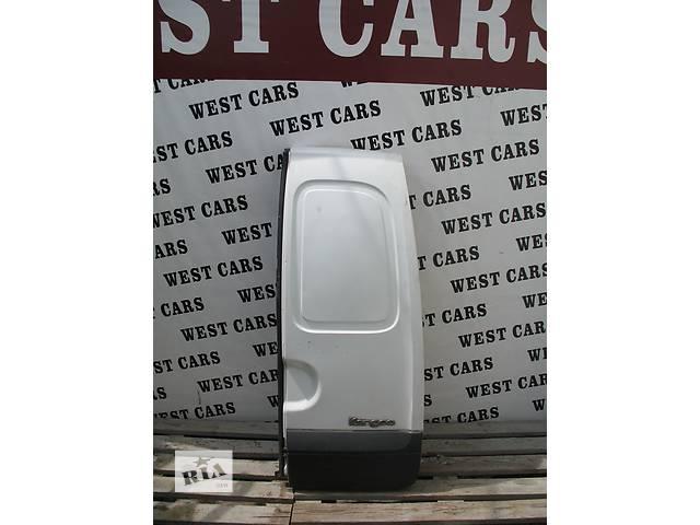 бу б/у Двери/багажник и компоненты Крышка багажника Легковой Renault Kangoo 2004 в Луцке