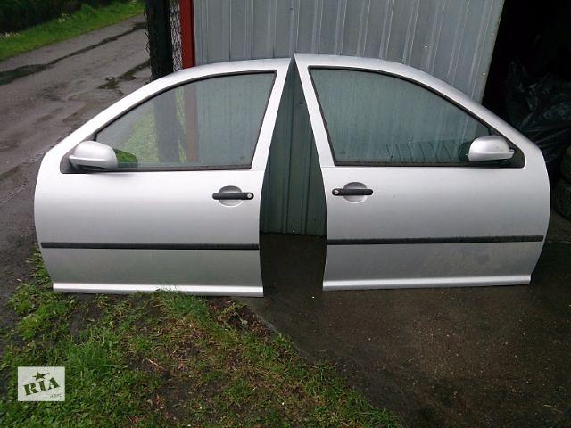 купить бу б/у Двери передние Седан Volkswagen Bora 99-2005 в Львове
