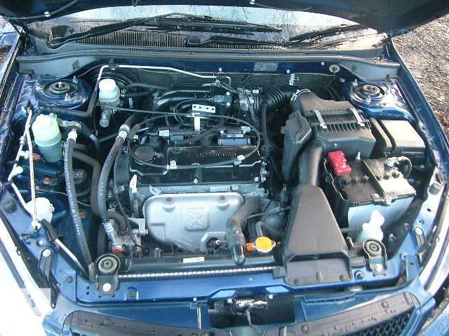 купить бу Б/у двигатель 1.6  Mitsubishi Lancer в Львове