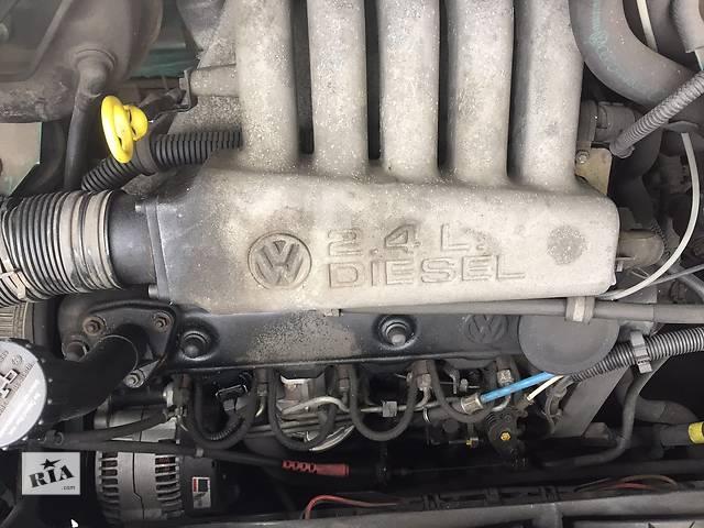 бу Б/у Двигатель 2.4D AJA Volkswagen T4 (Transporter) в Киеве