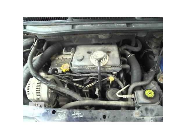 Б/у двигатель 2.5 TD Chrysler Voyager- объявление о продаже  в Владимир-Волынском