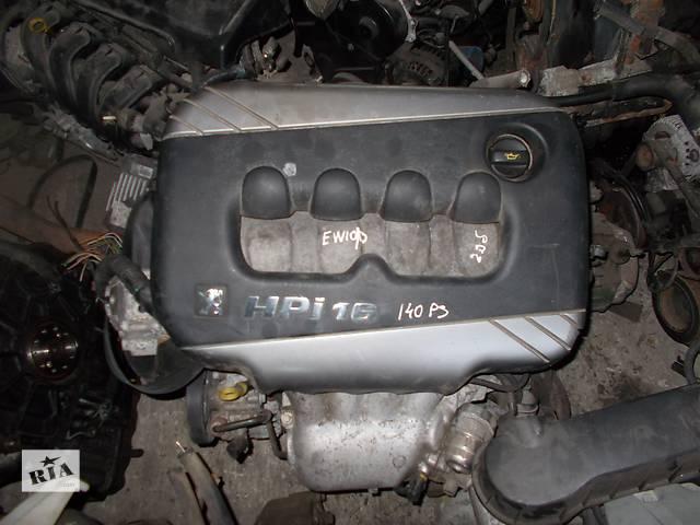 бу Б/у Двигатель Citroen C8 2.0 бензин hpi 16V № EW10/D в Стрые