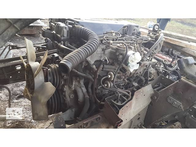 Б/у двигатель для грузовика Isuzu NQR- объявление о продаже  в Львове